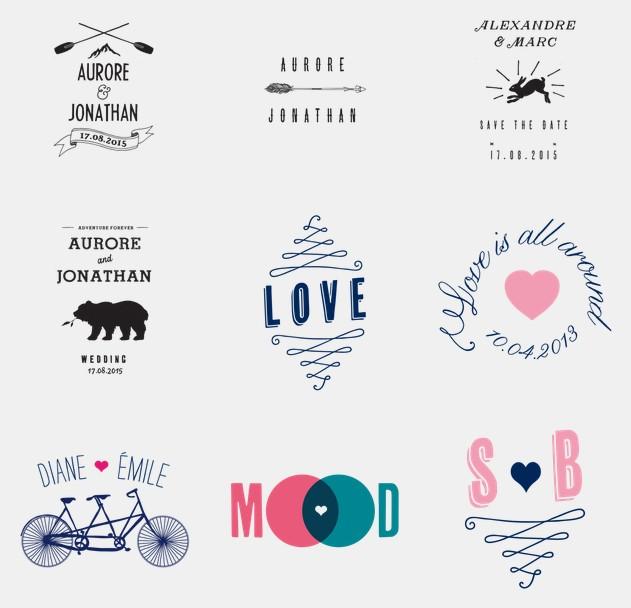 exemples-tatouages-temporaires-personnalisés-mariage